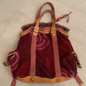 Marc by Marc Jacobs corduroy tote